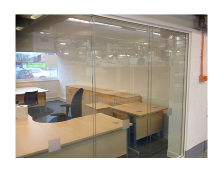 Office Glass Units
